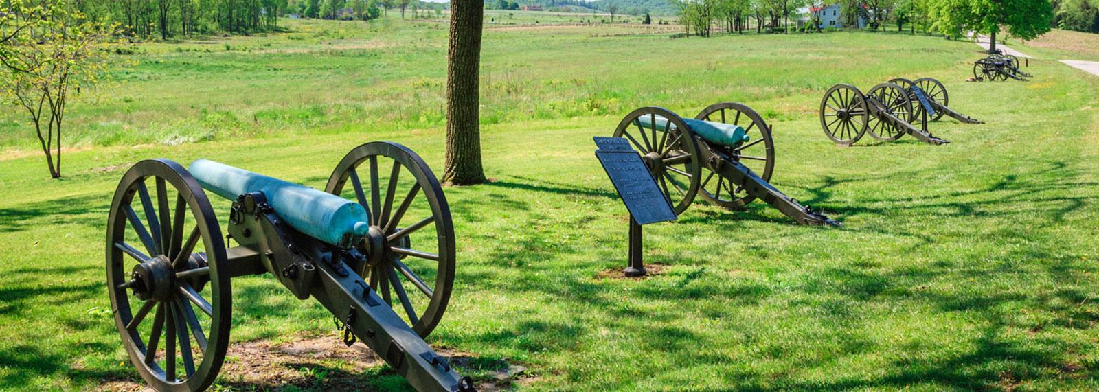 Gettysburg Attractions